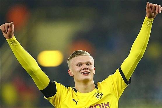 بهترین بازیکن مرحله یک هشتم لیگ قهرمانان اروپا انتخاب شد (عکس)
