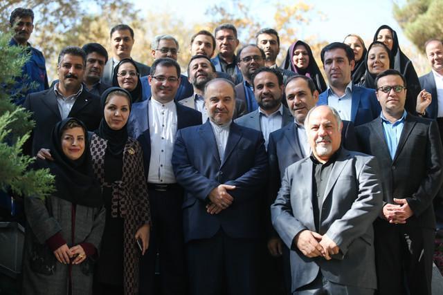 افتتاح نمایشگاه موزه ای صنایع دستی؛ آخرین برنامه سطانی فر