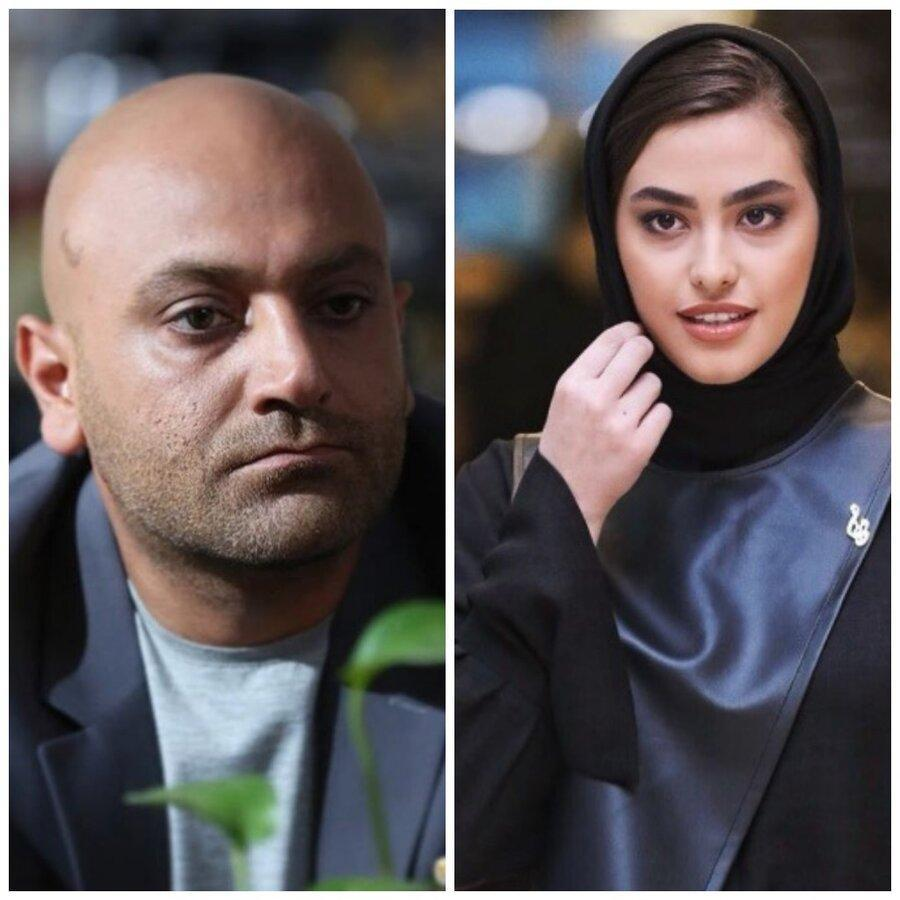 ازدواج ریحانه پارسا و یک بازیگر سینما در قرنطینه