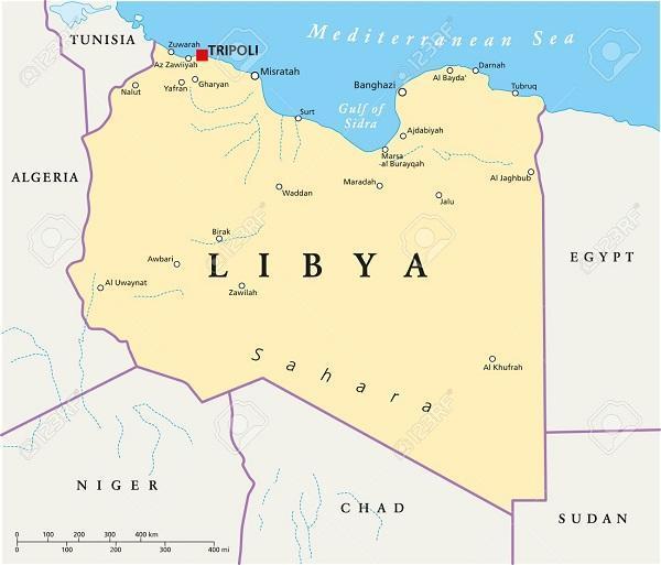 لیبی، وقتی جنگ داخلی مانع از کرونا می گردد
