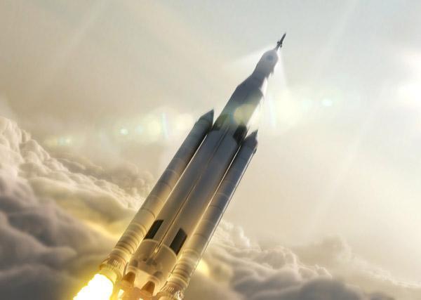 بازبینی طرح SLS - بزرگترین موشک دنیا
