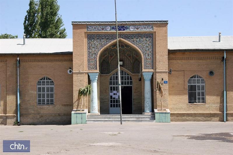 شروع مرمت مدرسه تاریخی شریعتی زنجان