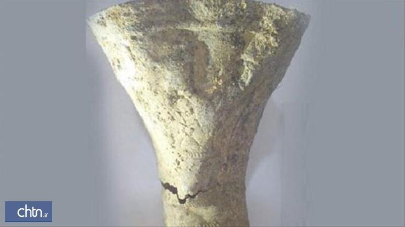 جام 3هزار ساله کشف شده در خلخال در مرحله مرمت و پژوهش است