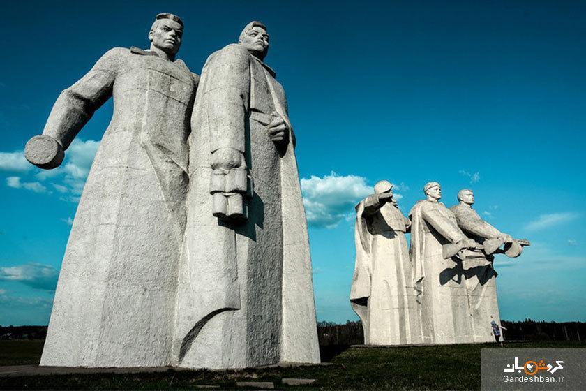 یادبودهای جنگ از دیدنی های تاریخی روسیه، تصاویر
