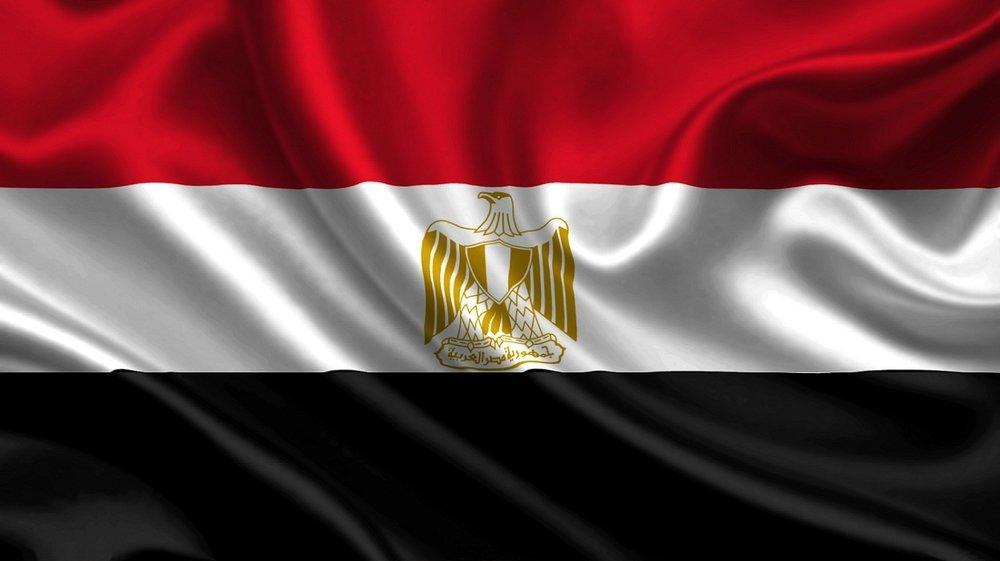 جلسه دولت مصر به وسیله ویدئو کنفرانس برگزار گردید، عکس