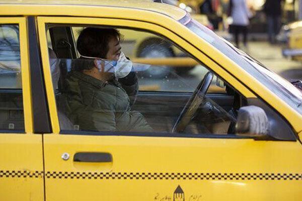 فعالیت 15 درصد از تاکسی های خطی در ایام نوروز