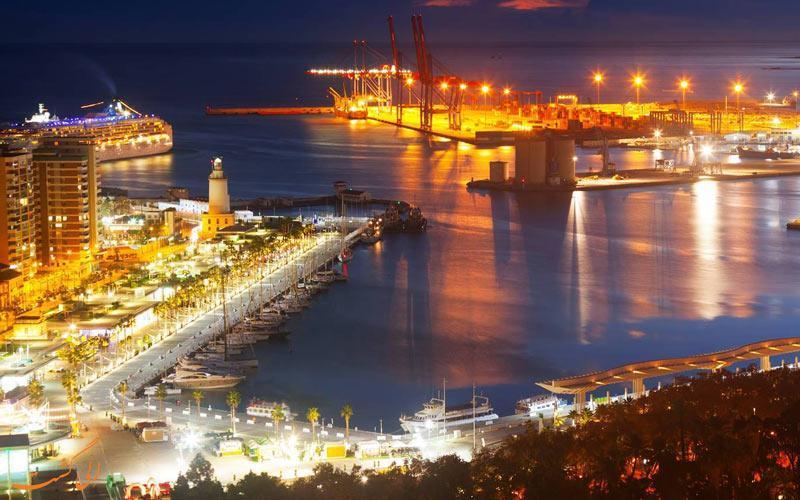 مالاگای اسپانیا، شهری عالی برای سفرهای زمستانی و بهاره