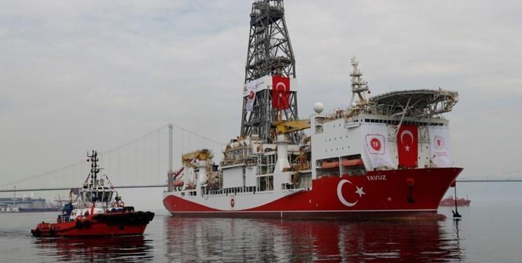 تداوم تنش بین ترکیه و قبرس؛ حرکت کشتی حفاری ترکیه به سمت منابع گازی مدیترانه