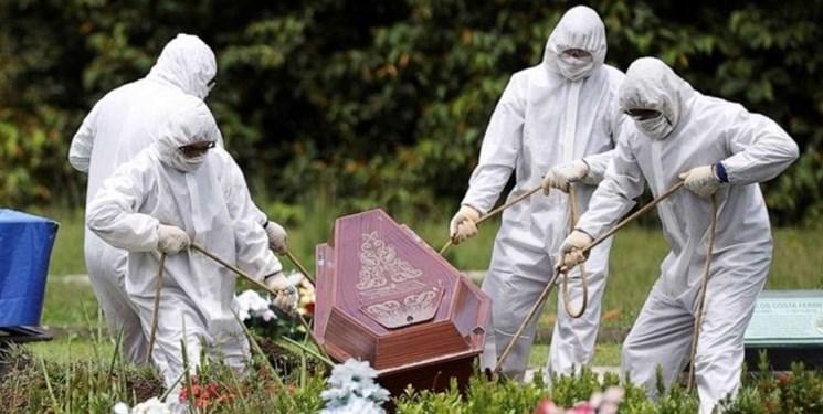 قربانیان کرونا در آمریکا به بیش از 51 هزار نفر رسید