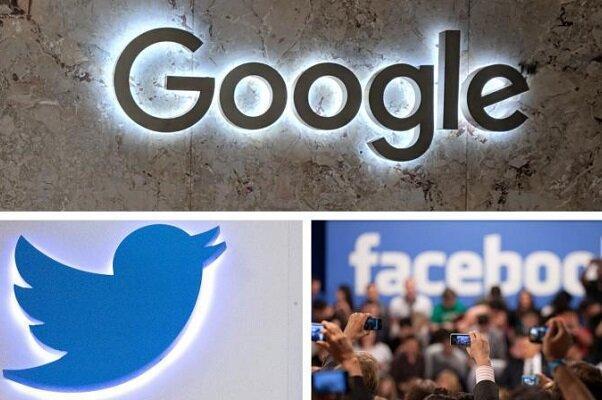 کرونا درآمدهای تبلیغاتی گوگل، فیس بوک و توئیتر را کاهش داد