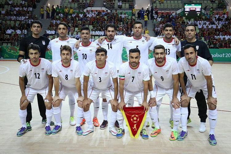 درخواست رسمی ایران جهت تعویق مسابقات قهرمانی فوتسال آسیا 2020