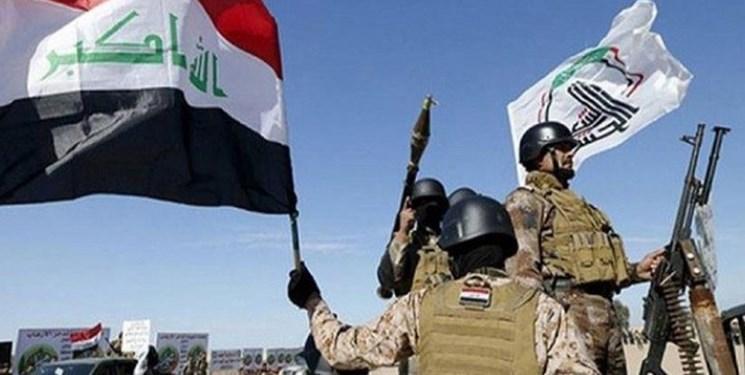 عملیات های الحشد الشعبی طی 24 ساعت گذشته؛ نفوذ داعش در 3 استان خنثی شد