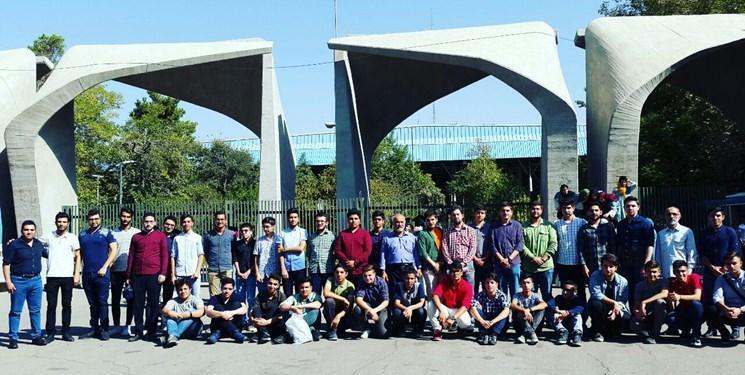 تقویم آموزشی نیمسال جاری دانشگاه تهران اصلاح شد