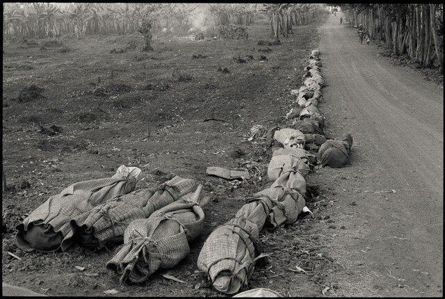 فاجعه هولناکی که در روآندا رخ داد
