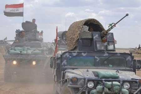 حشد الشعبی عراق حمله داعش در نزدیکی مرز با ایران را ناکام گذاشت