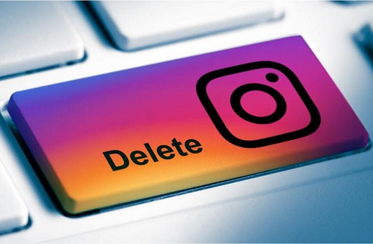 آموزش تصویری و گام به گام حذف و غیر فعال کردن اکانت اینستاگرام