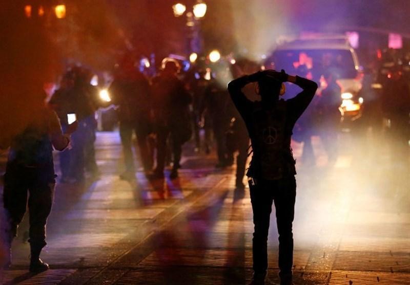 عفو بین الملل خشونت توجیه ناپذیر پلیس آمریکا علیه معترضان را محکوم کرد
