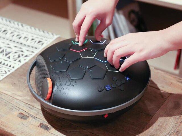 دستگاه طراحی موسیقی بلوتوثی ساخته شد