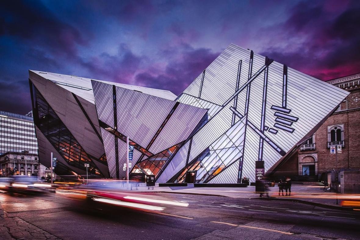 مقاله: موزه رویال انتاریو کانادا | موزه سلطنتی انتاریو تورنتو