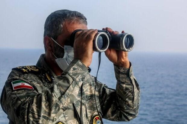 نظارت فرمانده کل ارتش برعملیات رزمایش