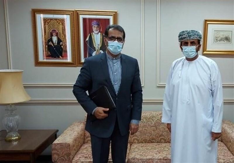 بازدید سفیر ایران از بندر السویق عمان