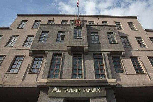 وزارت دفاع ترکیه: درباره اصول کلی با یونان به تفاهم رسیدیم