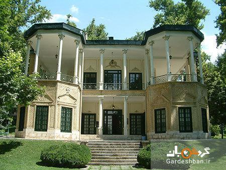 کوشک احمدشاهی؛ خوابگاه ییلاقی احمدشاه قاجار در باغ نیاوران