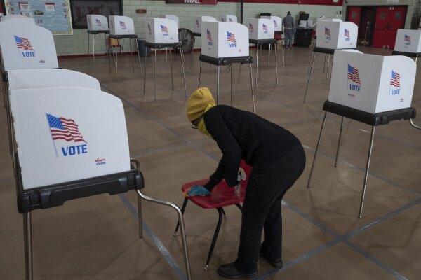 زمان اعلام نتایج انتخابات ریاست جمهوری آمریکا معین شد
