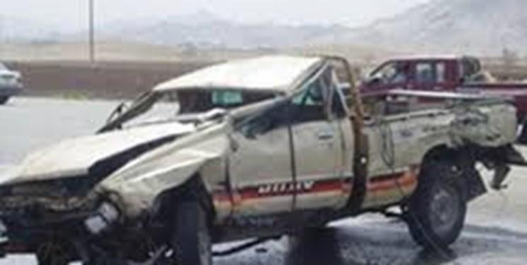 واژگونی تویوتا در حوالی میرجاوه 3 کشته و 20 مجروح بر جای گذاشت