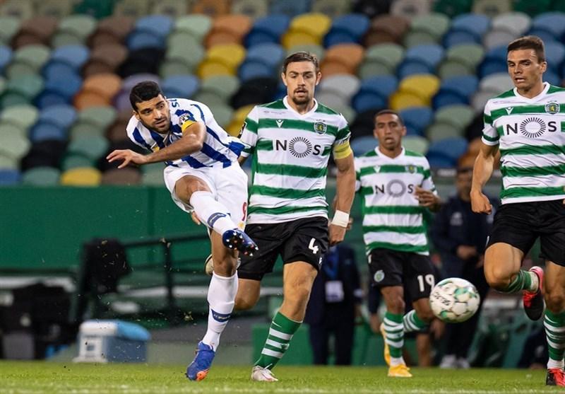 حضور مهدی طارمی در ترکیب تیم منتخب هفته لیگ برتر پرتغال