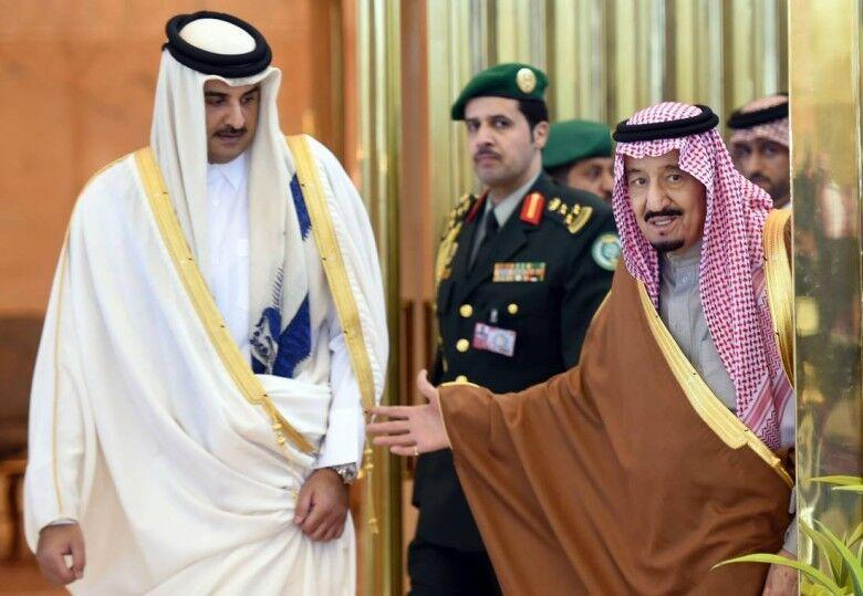 خبرنگاران کاهش هجمه حساب های کاربری سعودی علیه قطر در آستانه اجلاس ریاض