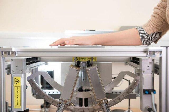 تجزیه و تحلیل ساختار پوست با یاری فناوری اشعه تی