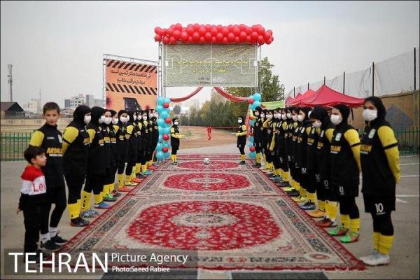 بازدید مشاور عالی و مدیرکل حوزه شهردار تهران از پروژه های منطقه 16