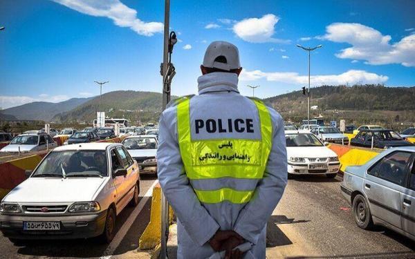 خبرنگاران ارسال حدود 60 هزار پیامک به رانندگان خاطی