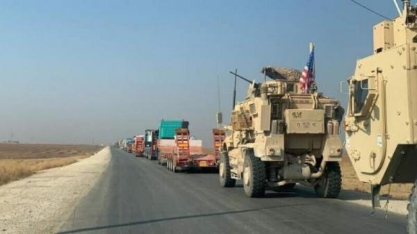 انفجار در جهت کاروان لجستیک آمریکا در مرکز عراق