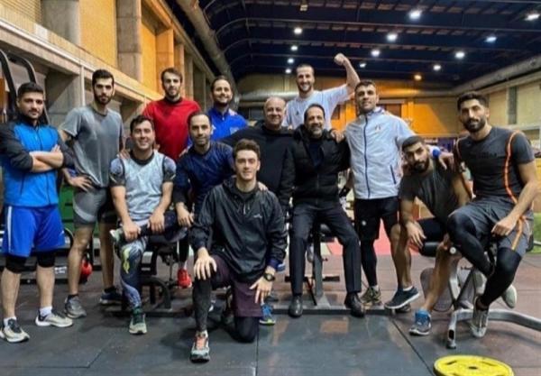 شروع مرحله ششم اردوی تیم ملی کاراته