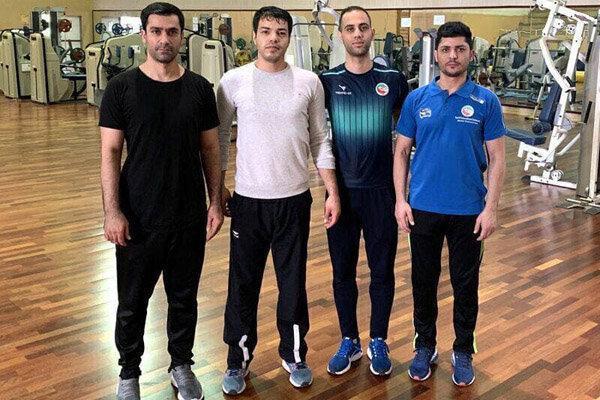 اردوی تیم پاراتکواندو ایران در کیش برگزار می شود