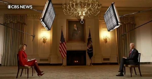 خبرنگاران بایدن از وجود رقابتی شدید بین آمریکا و چین گفت