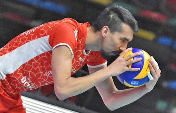 فرهاد قائمی از حضور در تیم ملی والیبال ایران استعفا داد