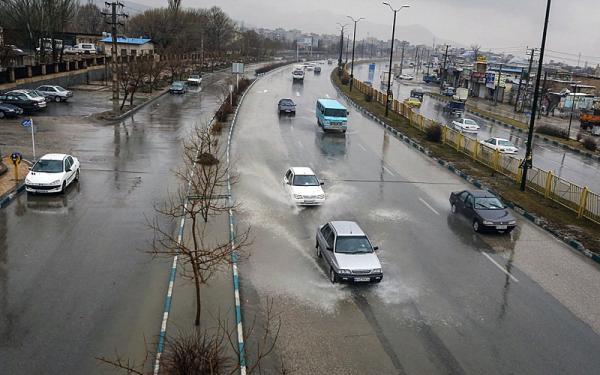 14 استان در معرض خطر سیلاب