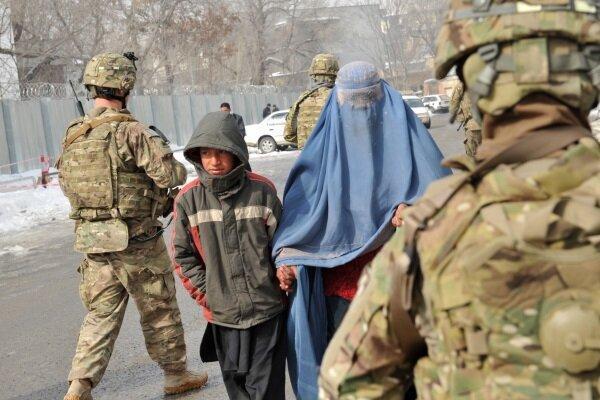 آمریکا درباره احتمال حمله به نظامیانش در خاک افغانستان هشدار داد