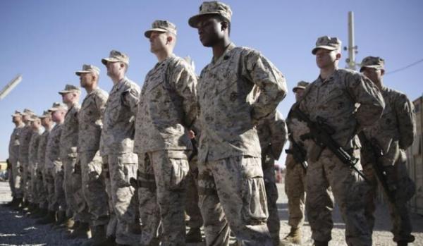خروج بیش از 50 درصد از نیروهای آمریکا از افغانستان