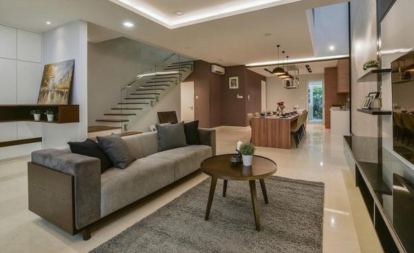 طراحی داخلی خانه با یک کلیک