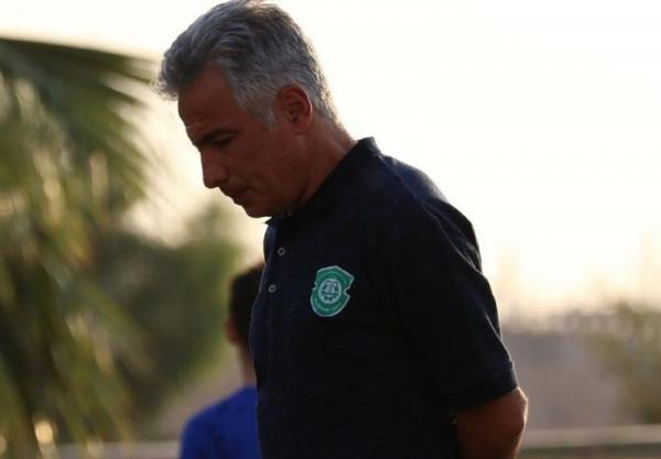 اکبرپور: در گرم ترین روز اهواز بازی سختی با فولاد داریم، بازیکنانم از بازی های گذشته روحیه گرفته اند