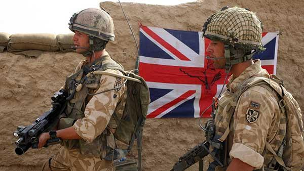 ابقای تعدادی از نیرو های ویژه انگلیس در افغانستان