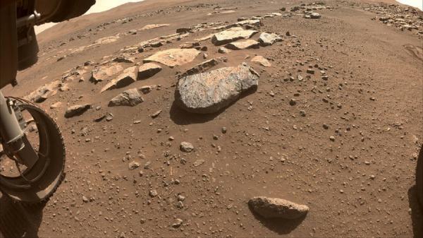 مریخ نورد ناسا در کوشش دوباره برای یافتن حیات بر روی این سیاره