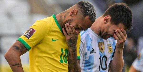 تور ارزان برزیل: ملاقات برزیل و آرژانتین رسما لغو شد