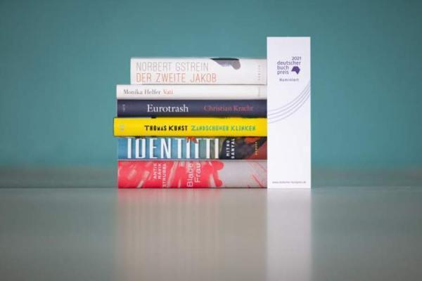 تور آلمان ارزان: نامزدهای نهایی جایزه کتاب داستان آلمان، مراسم اعطای جوایز در نمایشگاه فرانکفورت
